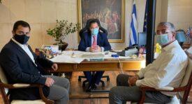 Φάνης Σπανός: Μαζί και στη μάχη της Αθήνας για την ανασυγκρότηση της Βόρειας Εύβοιας spanos adonis tsakiris 275x150