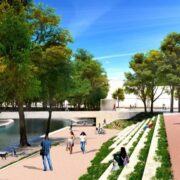 Τρίκαλα: Ανάπλαση της παρόχθιας ζώνης του Ληθαίου ποταμού                                                                                            180x180