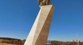 Αντίγραφο της Νίκης του Παιωνίου στην πόλη Ολύμπια Σάο Πάολο της Βραζιλίας                                                                                                                                           1 275x150