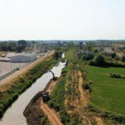 Τρίκαλα: Αντιπλημμυρικά έργα στον Πορταϊκό ποταμό                                                                              180x180