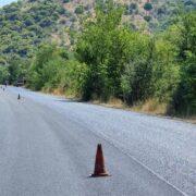 Ασφαλτοστρώσεις δρόμων στο εθνικό κι επαρχιακό οδικό δίκτυο της Καρδίτσας                                                                                                                                           180x180