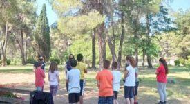 Καλλωπισμός πάρκου στα Λουτρά Υπάτης με αφορμή την Παγκόσμια Ημέρα Περιβάλλοντος 2021                                                                                                                                                        2021 275x150