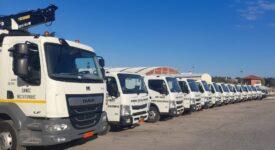Ο Δήμος Θεσσαλονίκης απέκτησε νέα οχήματα                                                                               275x150