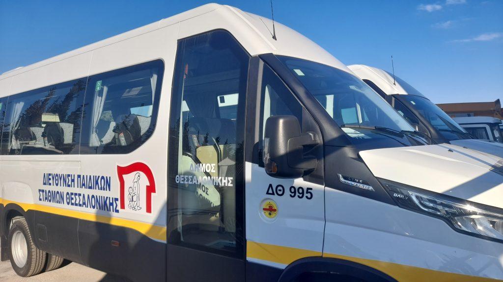 Ο Δήμος Θεσσαλονίκης απέκτησε νέα οχήματα                                                                               3