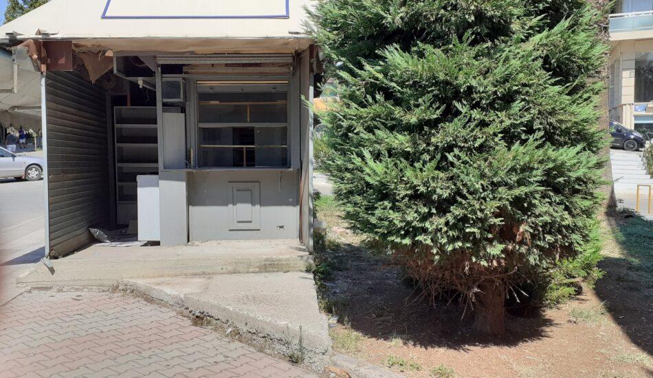 Δήμος Θηβαίων: Απομάκρυνση εγκαταλειμμένων περιπτέρων                                 950x551