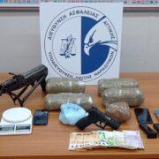 Σύλληψη διακινητή ναρκωτικών στο Παγκράτι                                                                                180x180