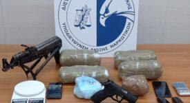 Σύλληψη διακινητή ναρκωτικών στο Παγκράτι                                                                                275x150