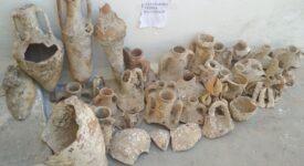 Σύλληψη στην Κάλυμνο για παράνομη κατοχή αρχαιοτήτων                                                                                                    275x150