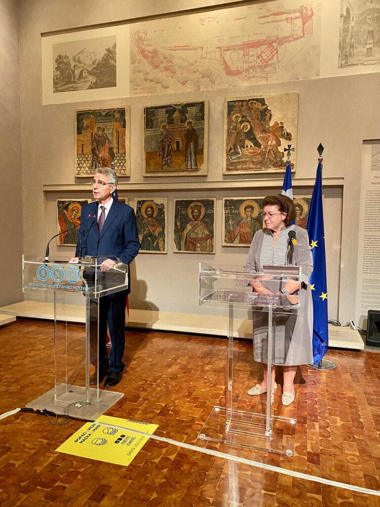 Μνημόνιο Κατανόησης Ελλάδας-ΗΠΑ για την προστασία της Ελληνικής πολιτισμικής κληρονομιάς                                                                                                                                                                                        photo d 768x1024