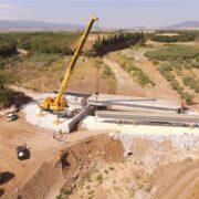 Ολοκληρώνεται η νέα γέφυρα στο Χολόρεμα Αλμυρού                                 180x180