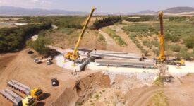 Ολοκληρώνεται η νέα γέφυρα στο Χολόρεμα Αλμυρού                                 275x150