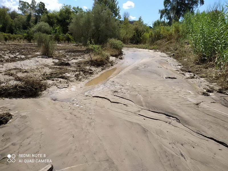 Η Περιφέρεια Δυτικής Ελλάδας καθαρίζει ρέματα και ποτάμια 16100 12