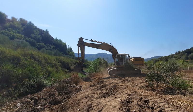 Εργασίες καθαρισμού ποταμών και ρεμάτων στην Ηλεία 16106