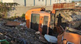 Συλλήψεις αλλοδαπών που… τεμάχιζαν οχήματα του Δήμου Κιλκίς για σκραπ! 25092021klopesoximaton003 275x150