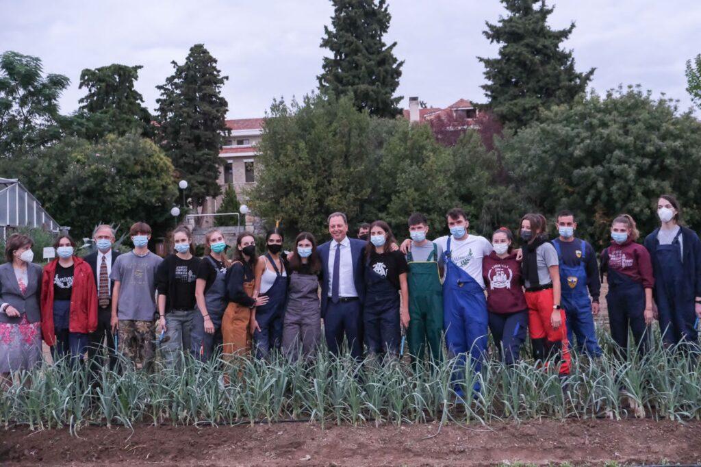 Σπ. Λιβανός: Υπόδειγμα για την αγροτική εκπαίδευση η Αμερικανική Γεωργική Σχολή Θεσσαλονίκης 5 1024x682