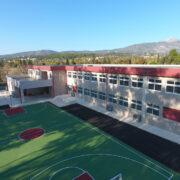 Ερέτρια Ερέτρια: Νέο σχολείο και αθλητικό κέντρο DJI 0027 180x180