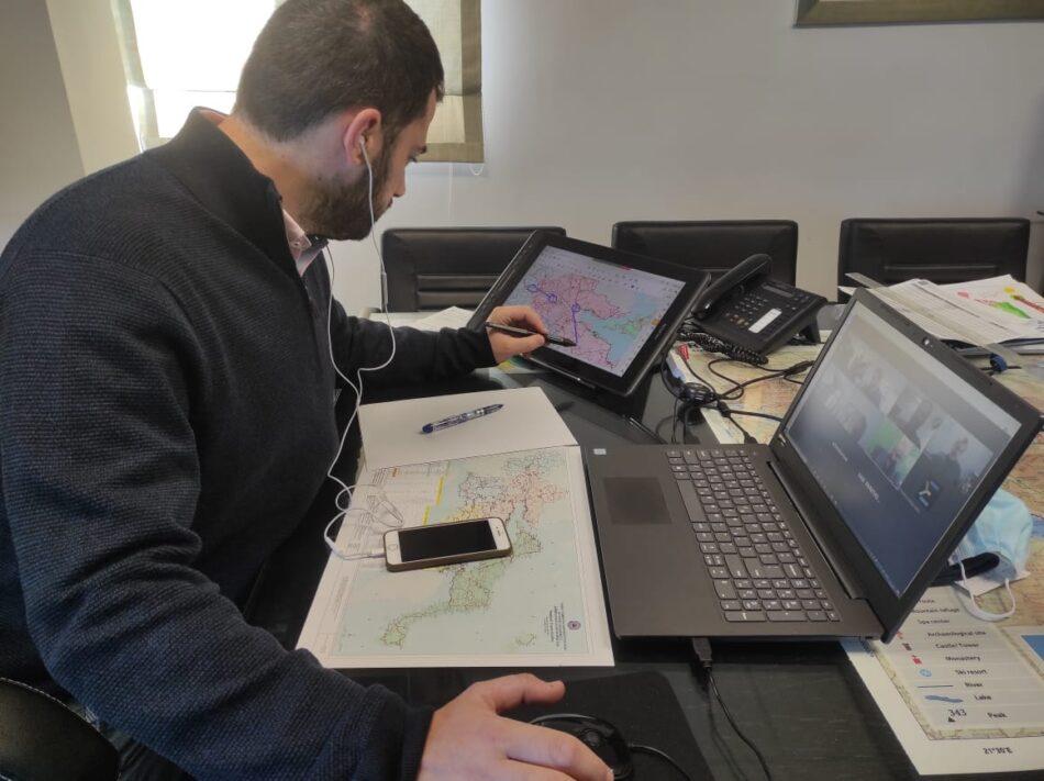 Σε ετοιμότητα ο μηχανισμός της Περιφέρειας Στερεάς Ελλάδας για το κύμα κακοκαιρίας «Μήδεια» TD MHDEIA SPANOS 950x711