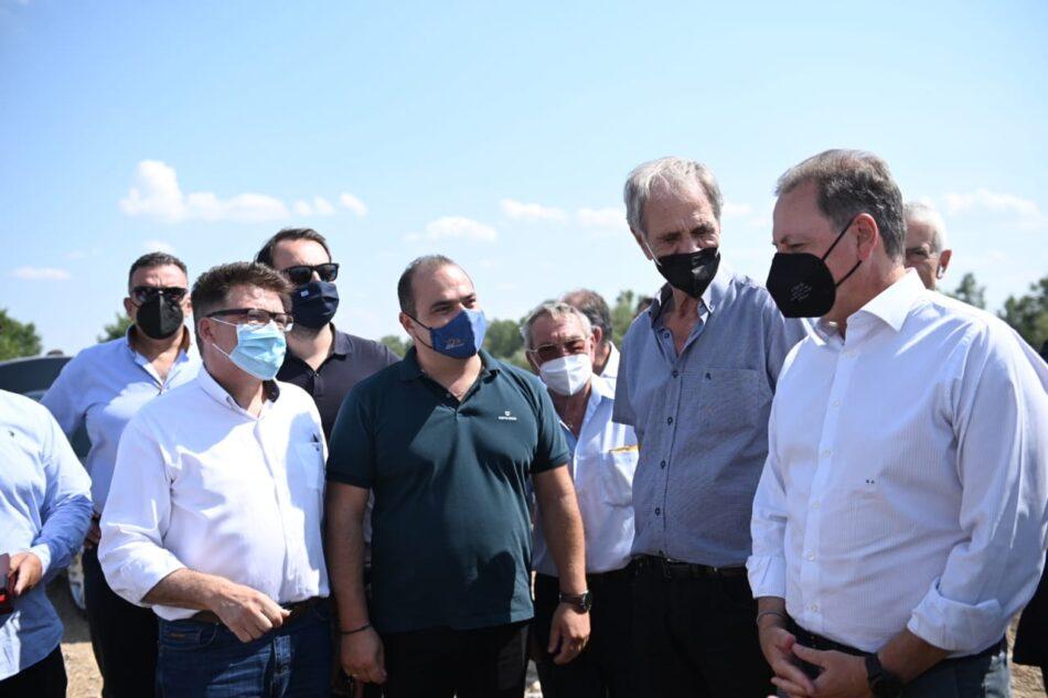 Έβρος: Ξεκινά η κατασκευή αρδευτικού έργου που θα ωφελήσει 5000 αγρότες evros 950x633