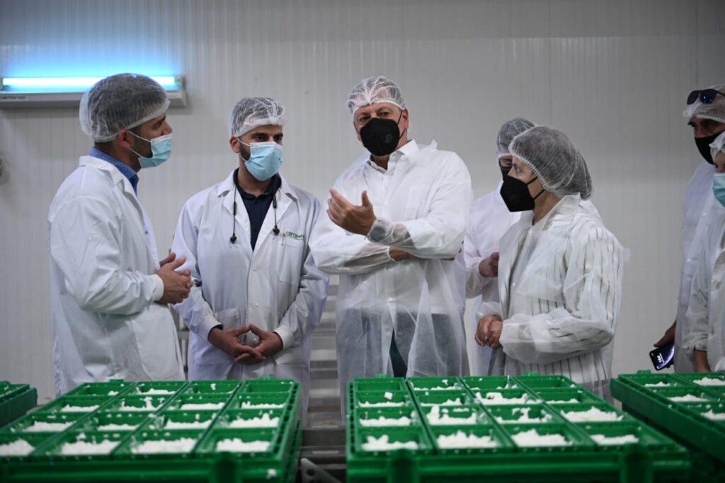 Έβρος: Ξεκινά η κατασκευή αρδευτικού έργου που θα ωφελήσει 5000 αγρότες evros4 1024x682