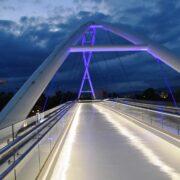 Νέα γέφυρα πεζών στο ύψος του Π. Φαλήρου επί της Λεωφόρου Ποσειδώνος photo gefyra 2 180x180