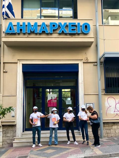 Περιφέρεια Αττικής και ΙΣΑ ενημερώνουν για Sars-CoV-2 τα σχολεία του Λεκανοπεδίου sx IMG 0058