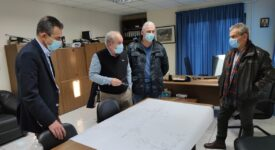 Συνάντηση Δημάρχου Θηβαίων με ΔΕΔΔΗΕ για τις διακοπές ηλεκτροδότησης στη Θίσβη              275x150