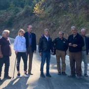 Ολοκληρώνεται η βελτίωση του οδικού τμήματος στα όρια Καρδίτσας-Ευρυτανίας                                                                                                                                             180x180