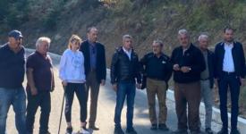 Ολοκληρώνεται η βελτίωση του οδικού τμήματος στα όρια Καρδίτσας-Ευρυτανίας                                                                                                                                             275x150