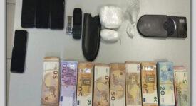 Συνελήφθησαν διακινητές κοκαΐνης στην Αθήνα                                                                                    275x150
