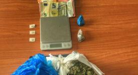 Σύλληψη διακινητή ναρκωτικών στο Μεσολόγγι                                                                                  275x150