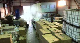 Εξάρθρωση σπείρας που διακινούσε λαθραία καπνικά προϊόντα εντός κι εκτός χώρας 08102021doaparousiasi001 275x150