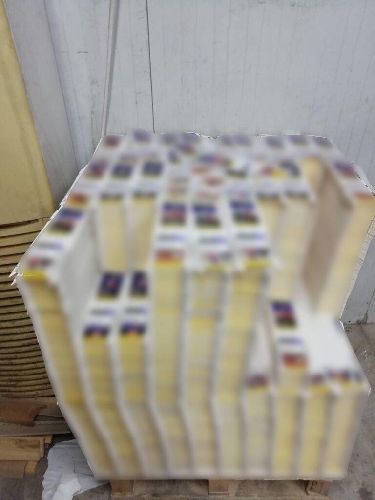 Εξάρθρωση σπείρας που διακινούσε λαθραία καπνικά προϊόντα εντός κι εκτός χώρας 08102021doaparousiasi011 768x1024