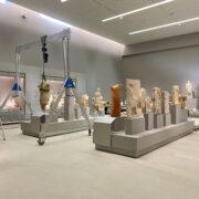 Αυτοψία Μενδώνη στο υπό κατασκευή Αρχαιολογικό Μουσείο Χανίων 19102021                                                                                           3 180x180