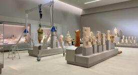 Αυτοψία Μενδώνη στο υπό κατασκευή Αρχαιολογικό Μουσείο Χανίων 19102021                                                                                           3 275x150