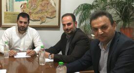 Προγραμματικές συμβάσεις της Περιφέρειας Στερεάς Ελλάδας με το Δήμο Αγράφων spanos tasios kardampikis 275x150